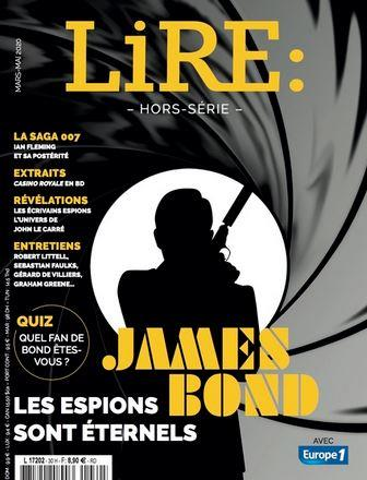Lire hors-serie ; james bond