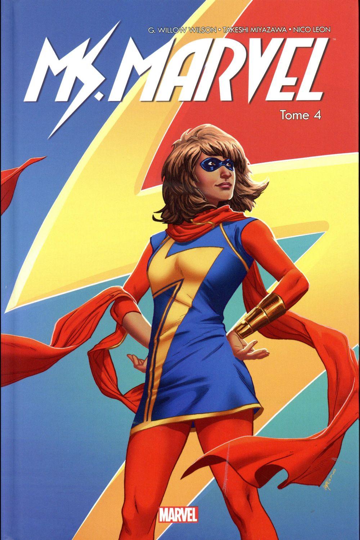 Ms. Marvel T.4