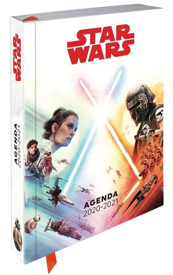 Star Wars ; agenda (édition 2020/2021)