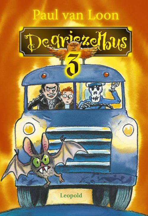 De griezelbus - 3