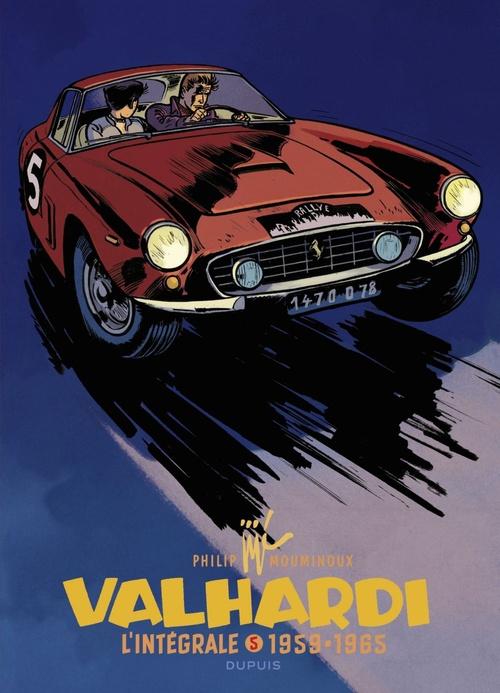 Valhardi Intégrale - tome 5 - L'intégrale 1959-1965  - Philip  - Jijé  - Mouminoux