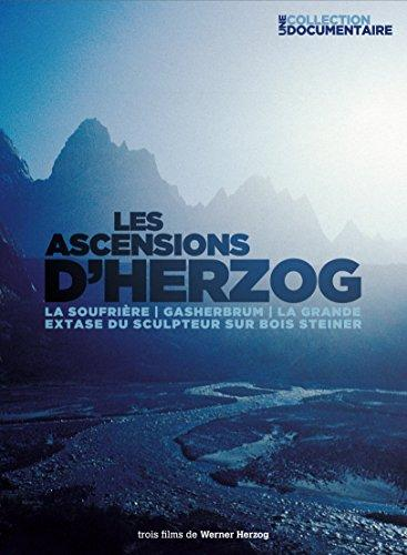 Les Ascensions de Werner Herzog : La Soufrière + Gasherbrum + La grande extase du sculpteur sur bois Steiner