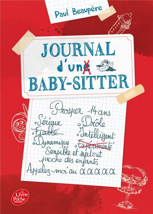 JOURNAL D'UN BABY-SITTER T.1