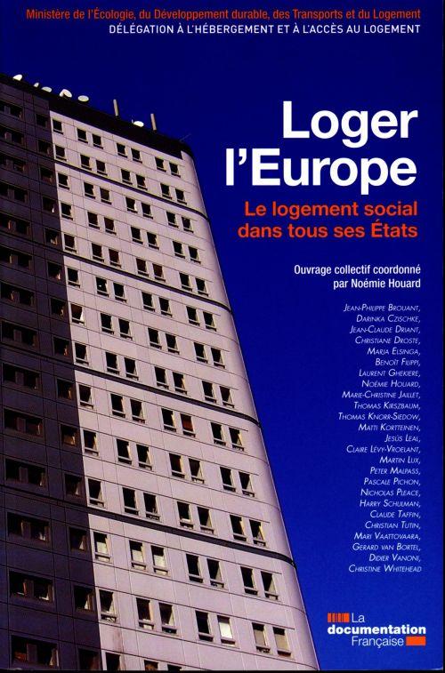 Loger L'Europe ; Le Logement Social Dans Tous Ses Etats