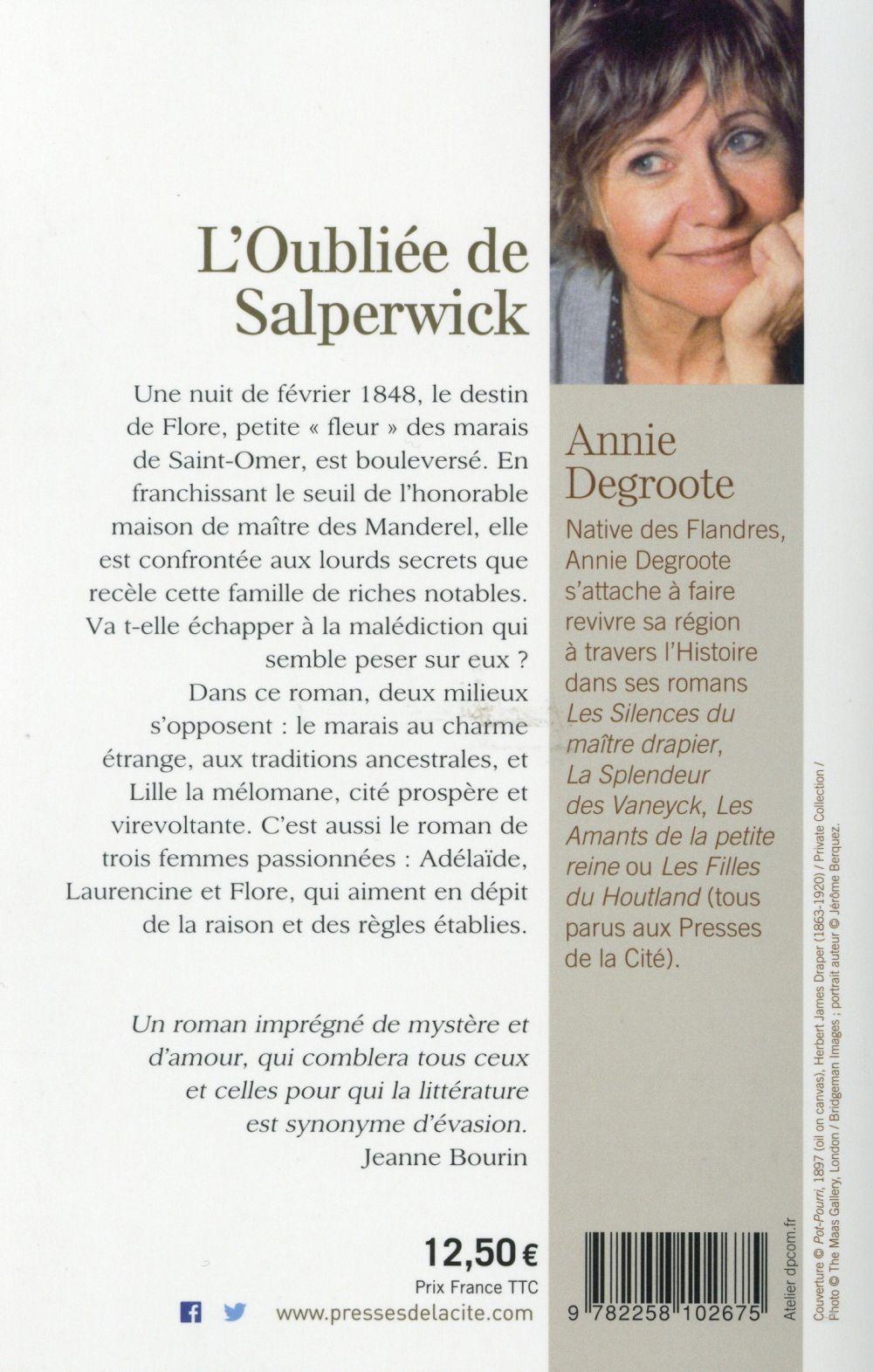 L'oubliée de Salperwick
