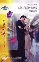 Vente EBooks : Un si charmant patron (Harlequin Horizon)  - Jessica Steele
