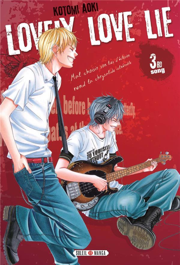 Lovely love lie T.3