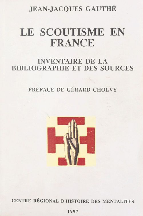 Scoutisme en france. inventaire bibliographie et sources.