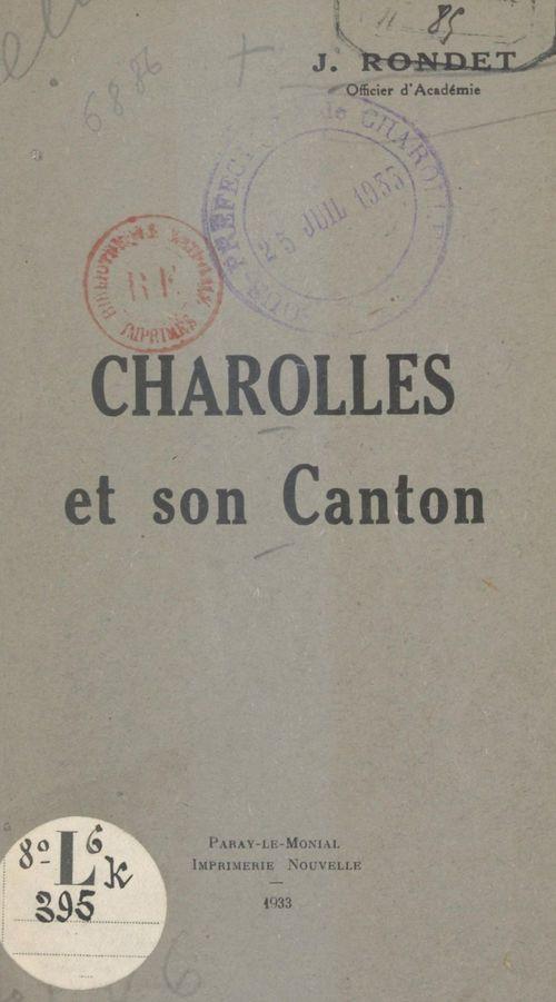 Charolles et son canton