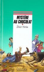 Couverture de Mystere au chocolat