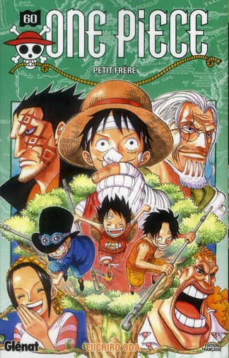One Piece T.60 ; Petit Frere
