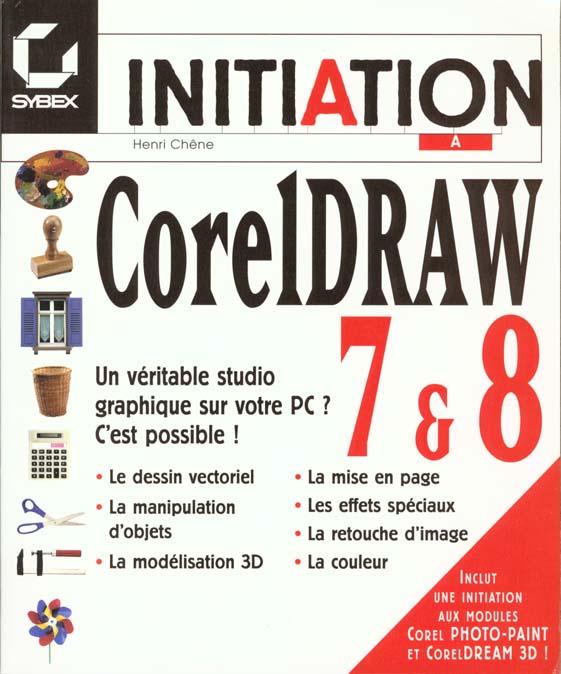 Initiation coreldraw 7 & 8