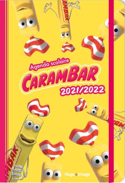 agenda scolaire carambar (édition 2021/2022)