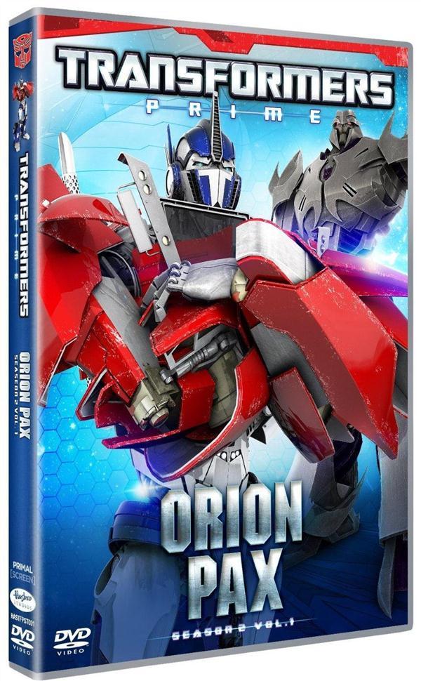 Transformers Prime - Saison 2, Vol. 1 : Orion Pax