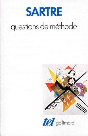 Questions De Methode