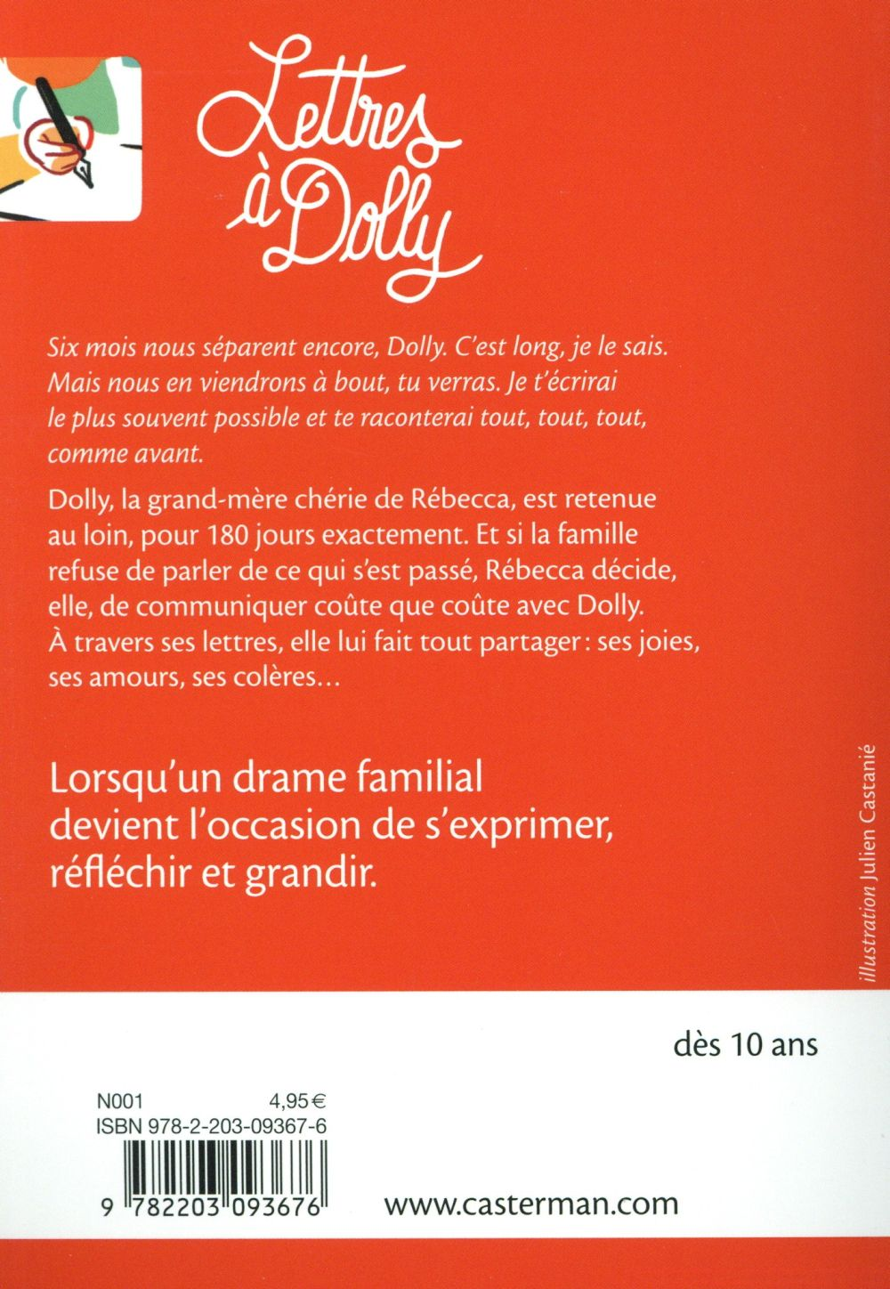 lettres à Dolly