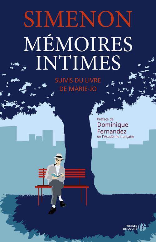 Mémoires intimes ; livre de Marie-Jo