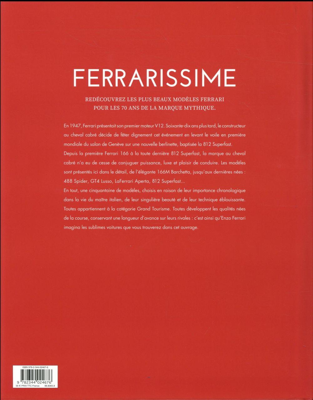 Ferrarissime (édition 2017)