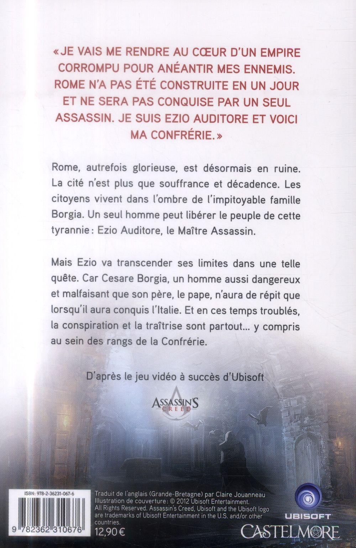 Assassin's Creed T.2 ; brotherhood