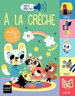Vente Livre Numérique : Répète après moi - A la crèche 1/3 ans  - Morgane Raoux - Madeleine Deny