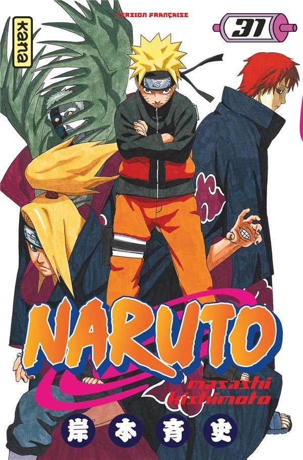 Naruto T31