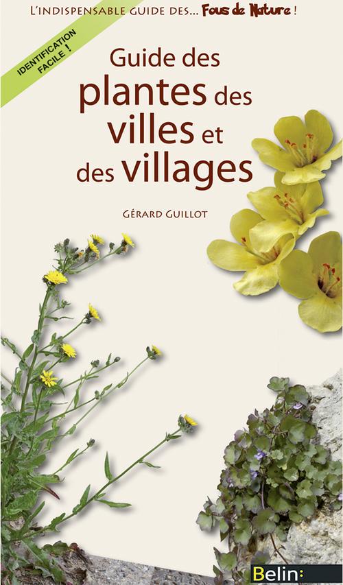 Guide des plantes des villes et des villages