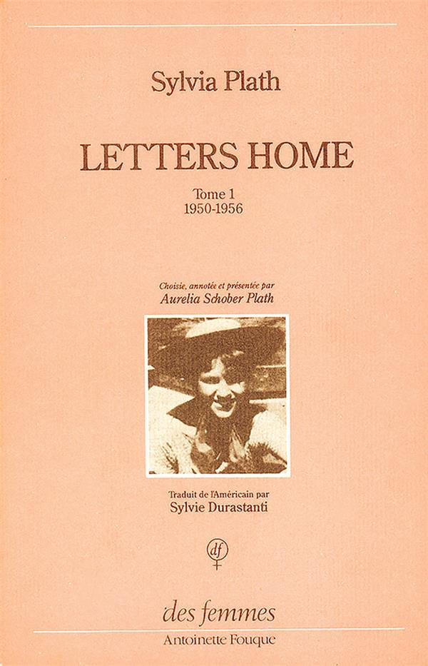 Letters home, lettres aux siens t.1 ; 1950-56