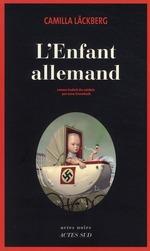 Couverture de L'enfant allemand