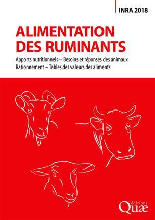 Alimentation des ruminants ; apports nutritionnels ; besoins et réponses des animaux