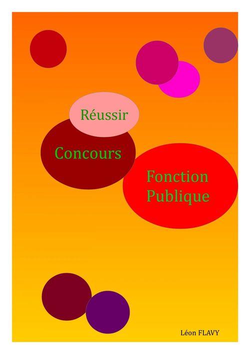 CONCOURS FONCTION PUBLIQUE*****