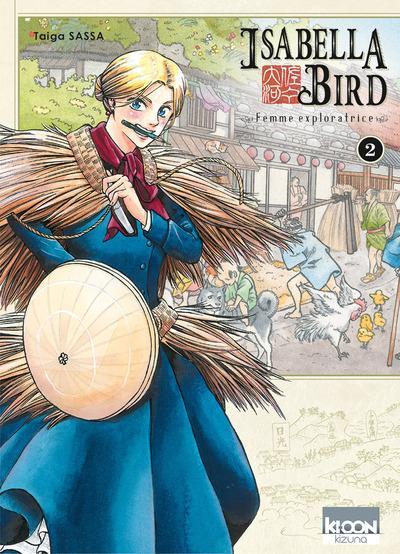 Isabella Bird, femme exploratrice T.2