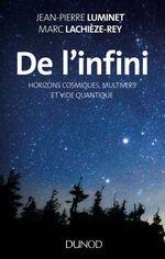 Vente EBooks : De l'infini  - Jean-Pierre Luminet - Marc Lachièze-Rey