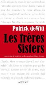 Vente Livre Numérique : Les frères Sisters  - Patrick De Witt