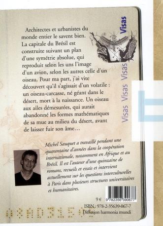 PASSEPORT POUR ; passeport pour Brasilia