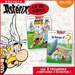 Vente AudioBook : Astérix le Gaulois / Astérix - La Serpe d'or  - René Goscinny - Albert Uderzo