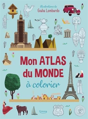 mon atlas du mode à colorier