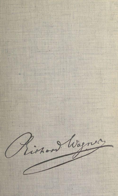 La vie passionnée de Wagner