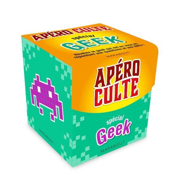 Mini-boîte apéro culte ; spécial geek