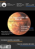INSIDE SAG - Octubre 2020  - Editions Rheartis - Sociedad Astronomia Granadina