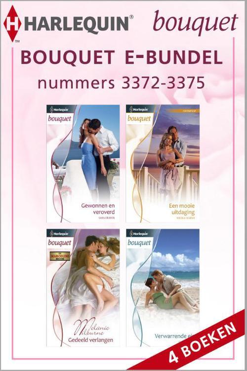 Bouquet e-bundel nummers 3372 - 3375