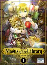 Couverture de Magus Of The Library/Kizuna - Magus Of The Library T01 - Vol01
