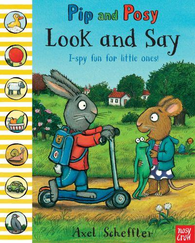 Pip and posy look and say