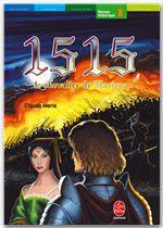 Vente EBooks : 1515, le chevalier de Marignan  - Claude Merle
