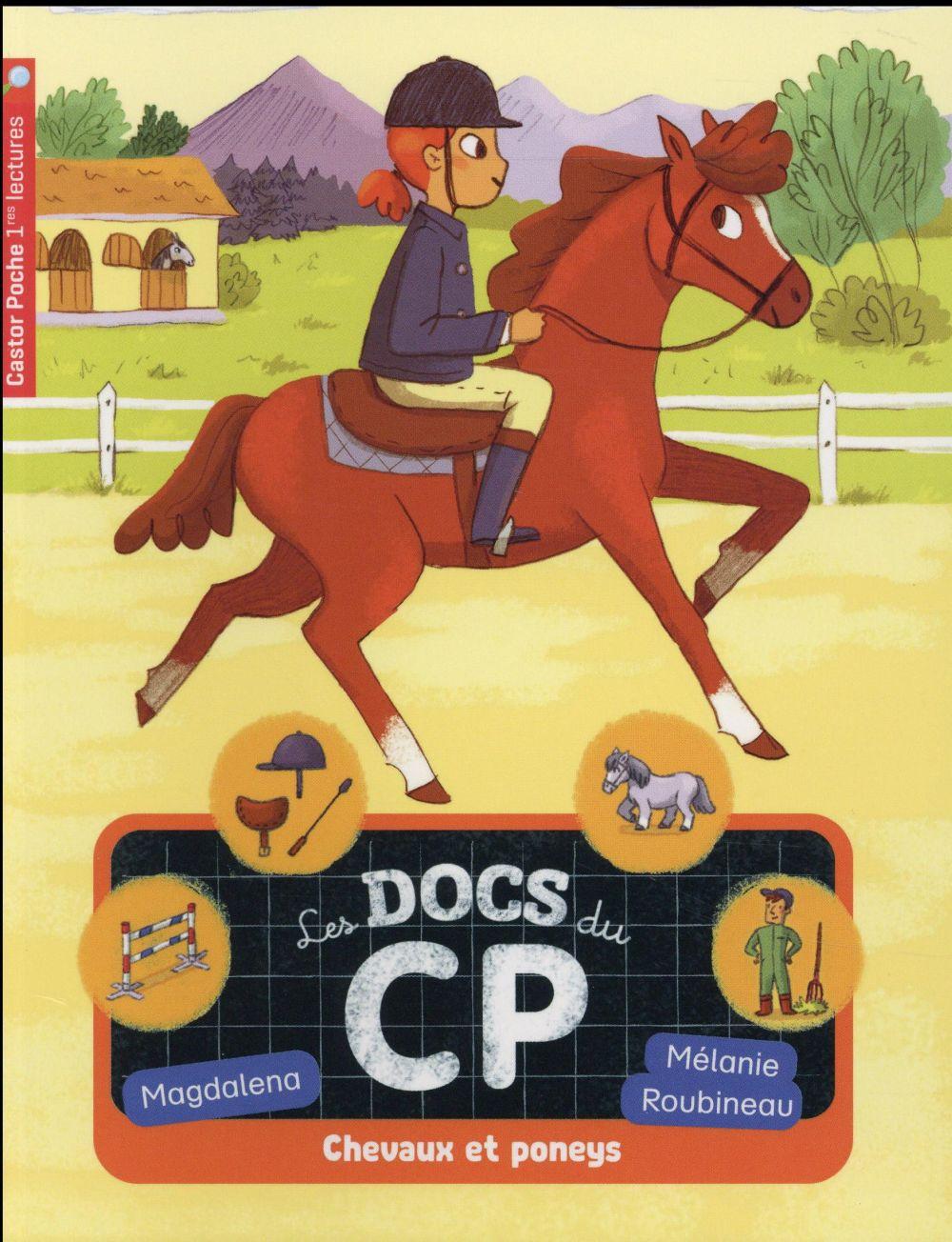 Les docs du CP t.5 ; chevaux et poneys