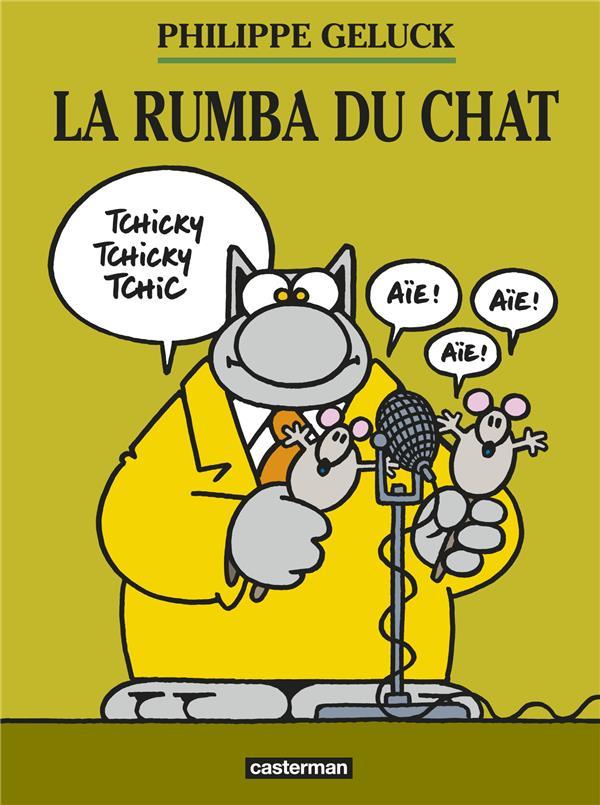 Le Chat T.22 ; la rumba du chat