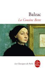Couverture de La cousine bette