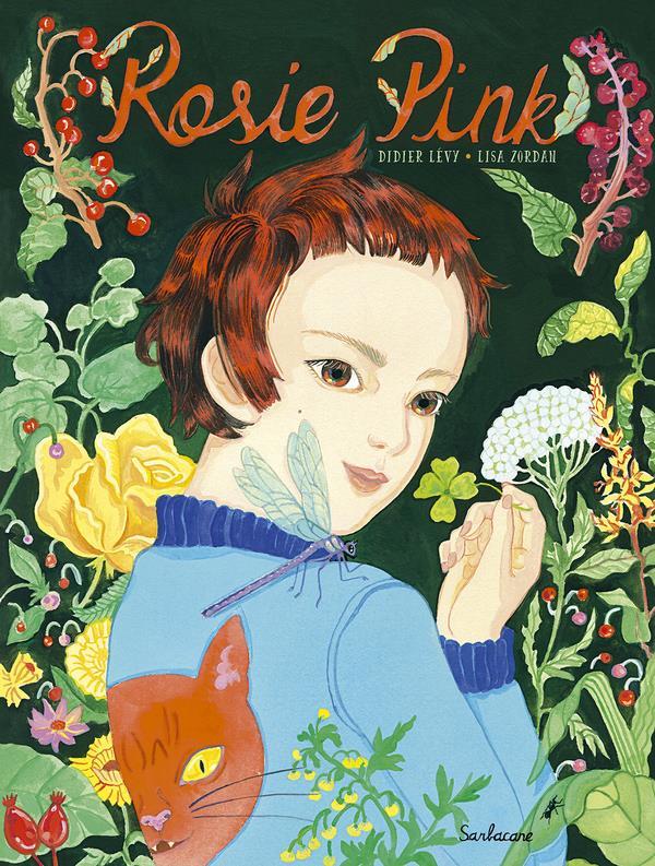 Rosie pink