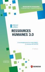Vente Livre Numérique : Ressources humaines 3.0  - Virgile Lungu