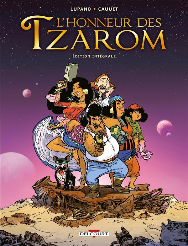 L'honneur des Tzarom ; INTEGRALE T.1 ET T.2