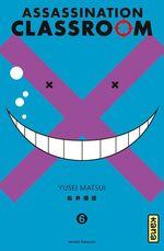Vente EBooks : Assassination classroom - Tome 6  - Yusei Matsui